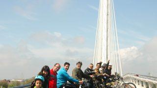 En el Puente del Alamillo