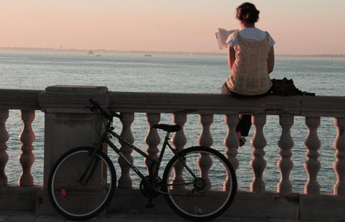 Presentación del relato Nestece - 30 Días en Bici