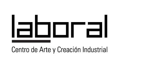 LABoral Logo with Strapline_Black