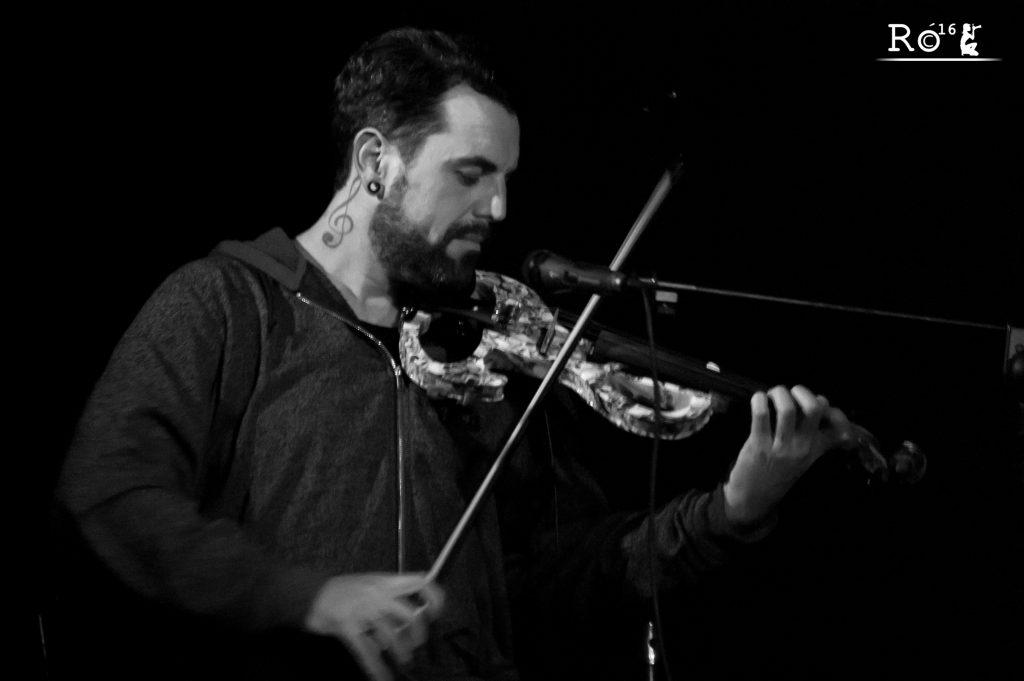 Roberto Herruzo, violín
