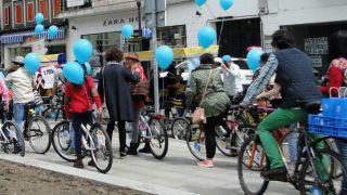 Foto de Desfile CycleChic Gijón 2015 - 30 días en bici Gijón