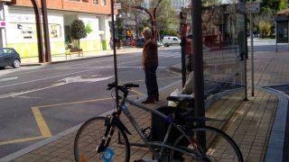 Reto intermodal 3 30 Dias en Bici Gijon Bus Ride