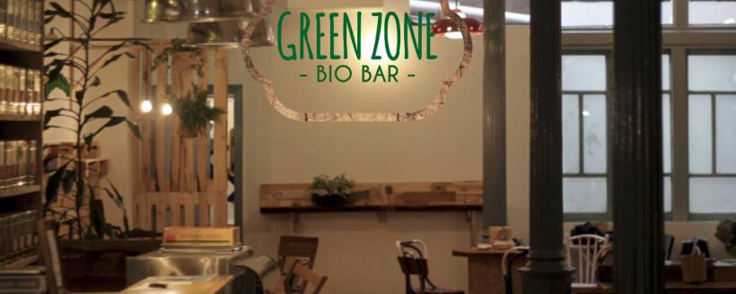 Green Zone Bio Bar Bicitapeo Verde que te quiero Ciudad Verde - 30 Días en Bici Gijón