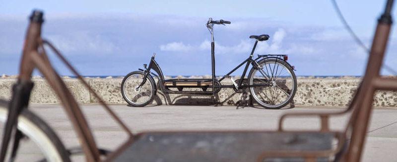 Foto de Bicicleta de Carga Knaar - 30 Días en Bici Gijón