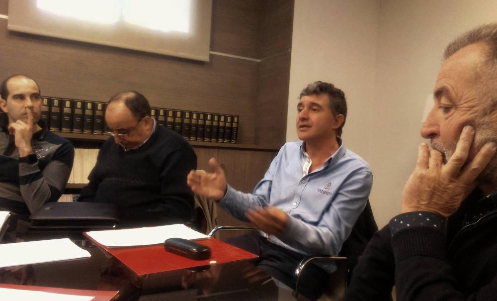Foto de José Luis Junquera, presidente de la FECT - 30 Días en Bici