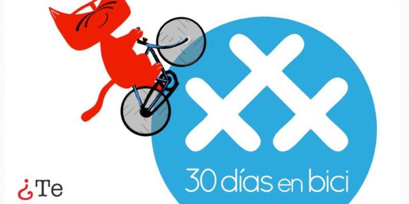 Empieza El Compromiso #3oDEB - 30 Días en Bici Gijón