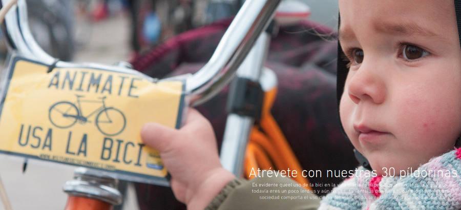 portada Calendario de Alviento - 30 Días en Bici Gijón