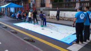 Foto mapa Gijón Bus&Ride - 30 Días en Bici Gijón