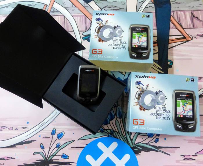 Premio GPS Xplova