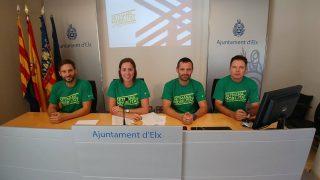 Presentación en el Ayuntamiento de Gijón de 30 Días en Bici 2018 - 30 Días en Bici