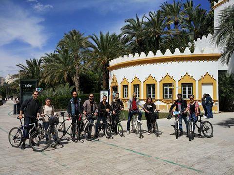 I bicitapeo en elche 30 d as en bici for Oficina de turismo de elche
