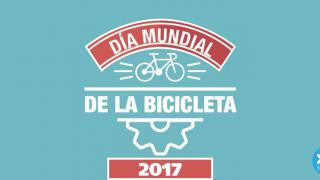 Día Mundial de la Bicicleta 2017 en Gijón - 30 Días en Bici