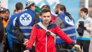 Voluntarios locales de 30DEB - 30 Días en Bici