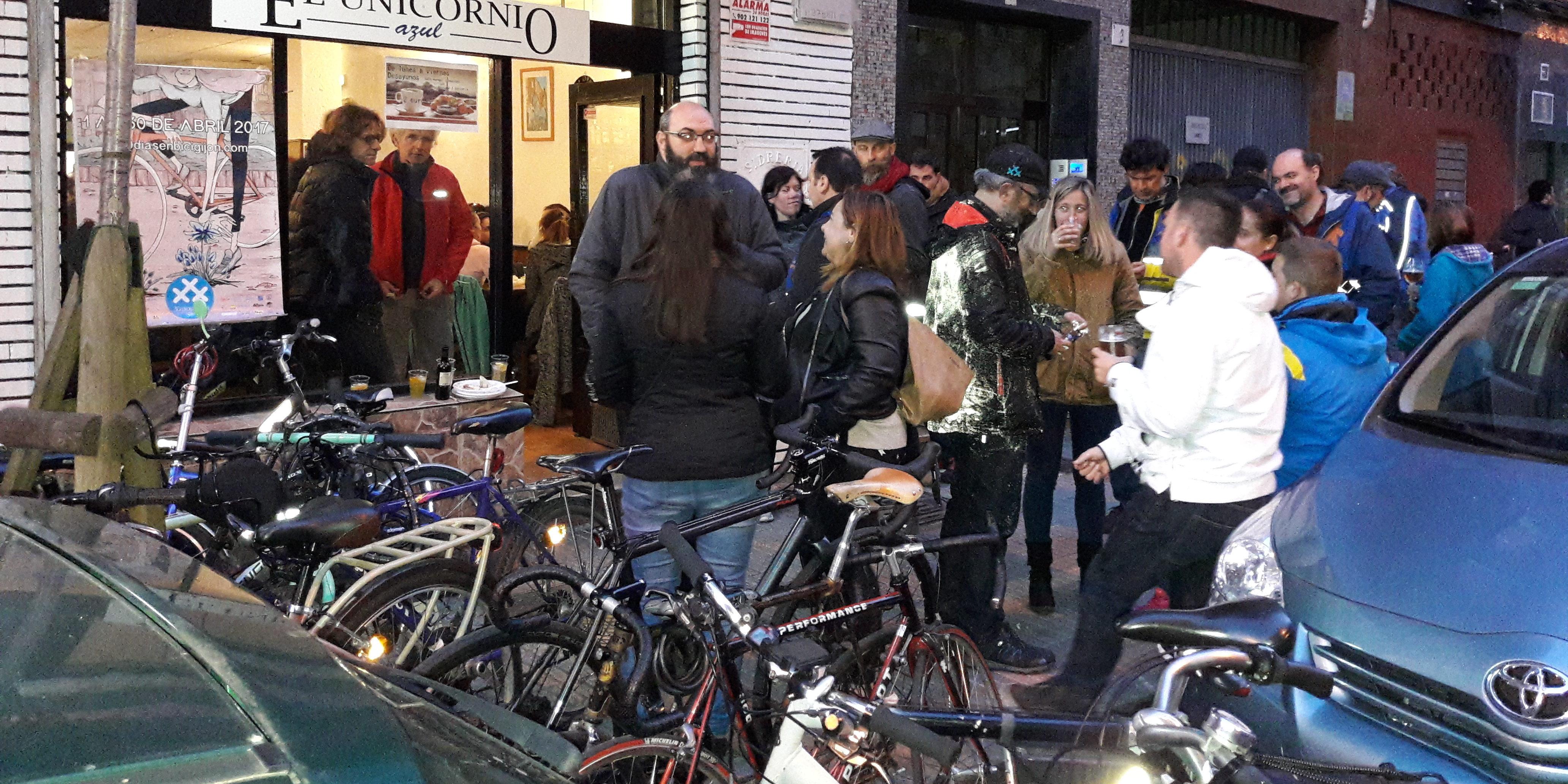 Bicitapeos 30DEB 30 Días en Bici