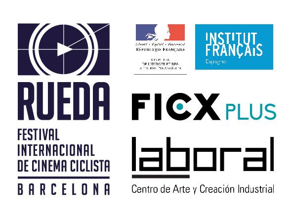 cine ciclante: Rueda BCN, FICX, Laboral, Institute francaise - 30 Días en Bici Gijón