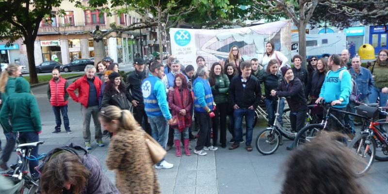 Plazuela 30DEB 30 Días en Bici