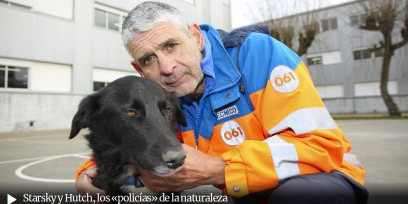 Martin Hutchinson con 30 Días en Bici Gijón