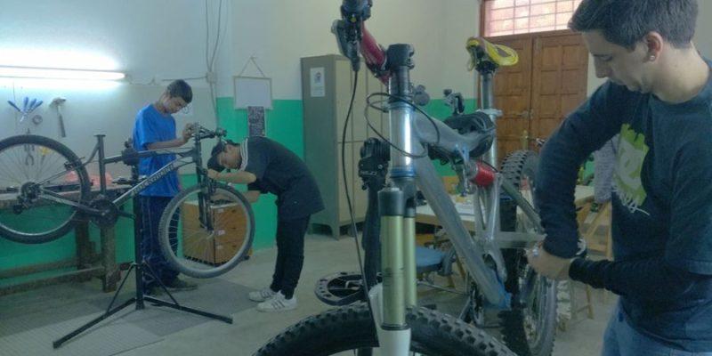 Cursillos de BiciLab - 30 Días en Bici