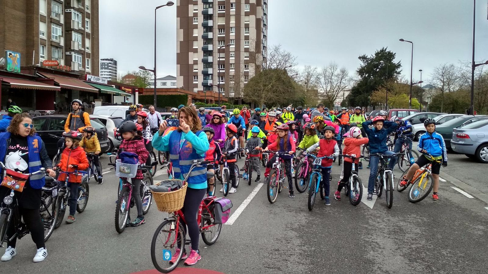 Gijón se mueve 30 Días en Bici
