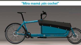 Funding Mira mamá sin coche - 30 días en bici