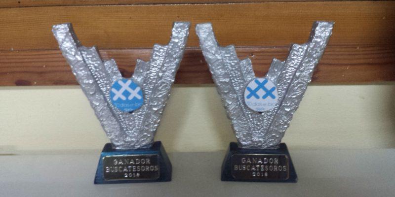 Trofeo BuscaTesoros 2018
