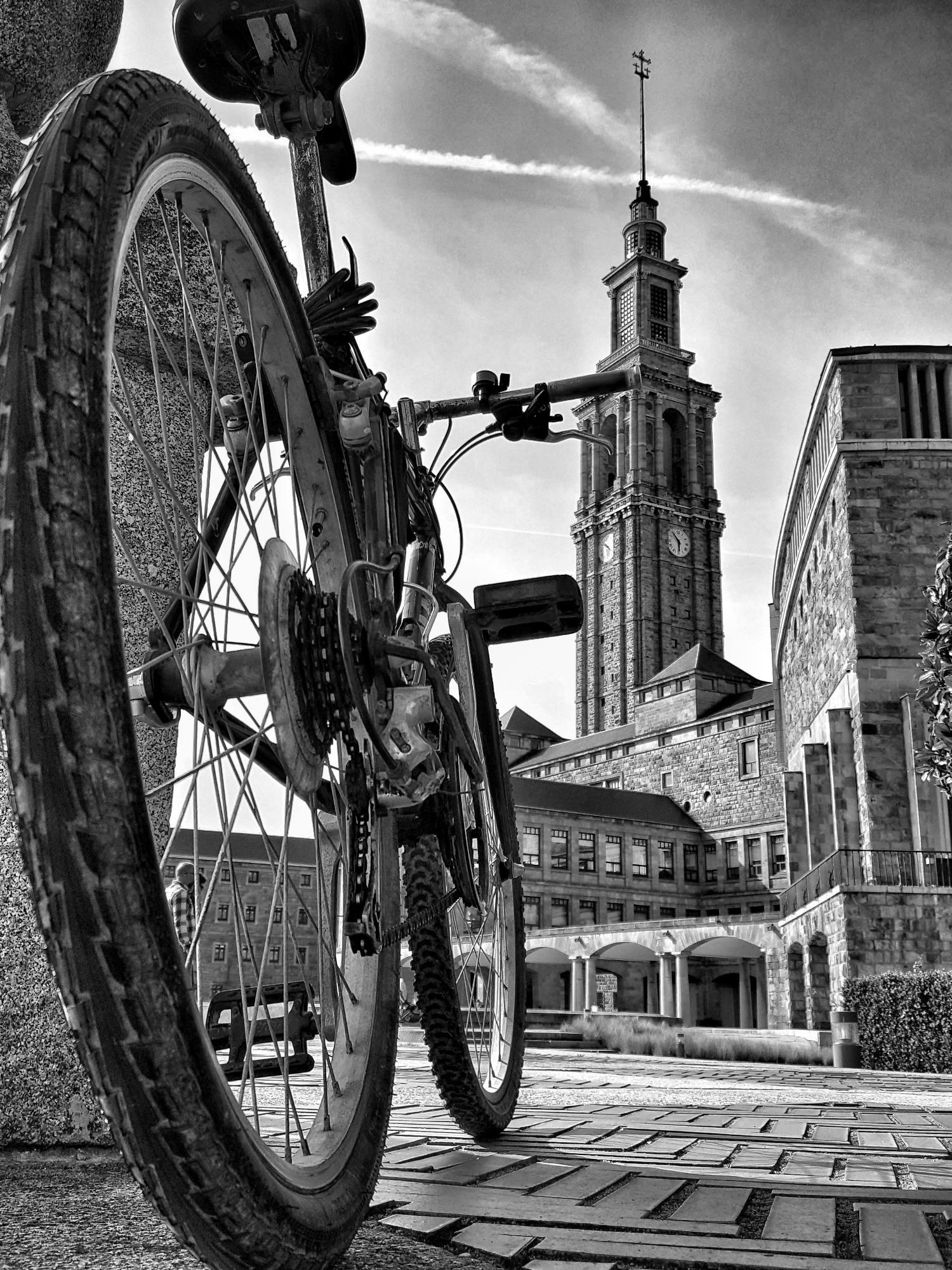 Gijón - Carmen Barrera Fernández - Arquitectura sobre ruedas