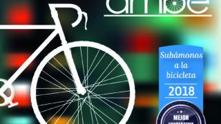 Mejor Iniciativa Privada de Fomento del Uso de la Bicicleta Premios AMBE 2018 - 30 días en bici
