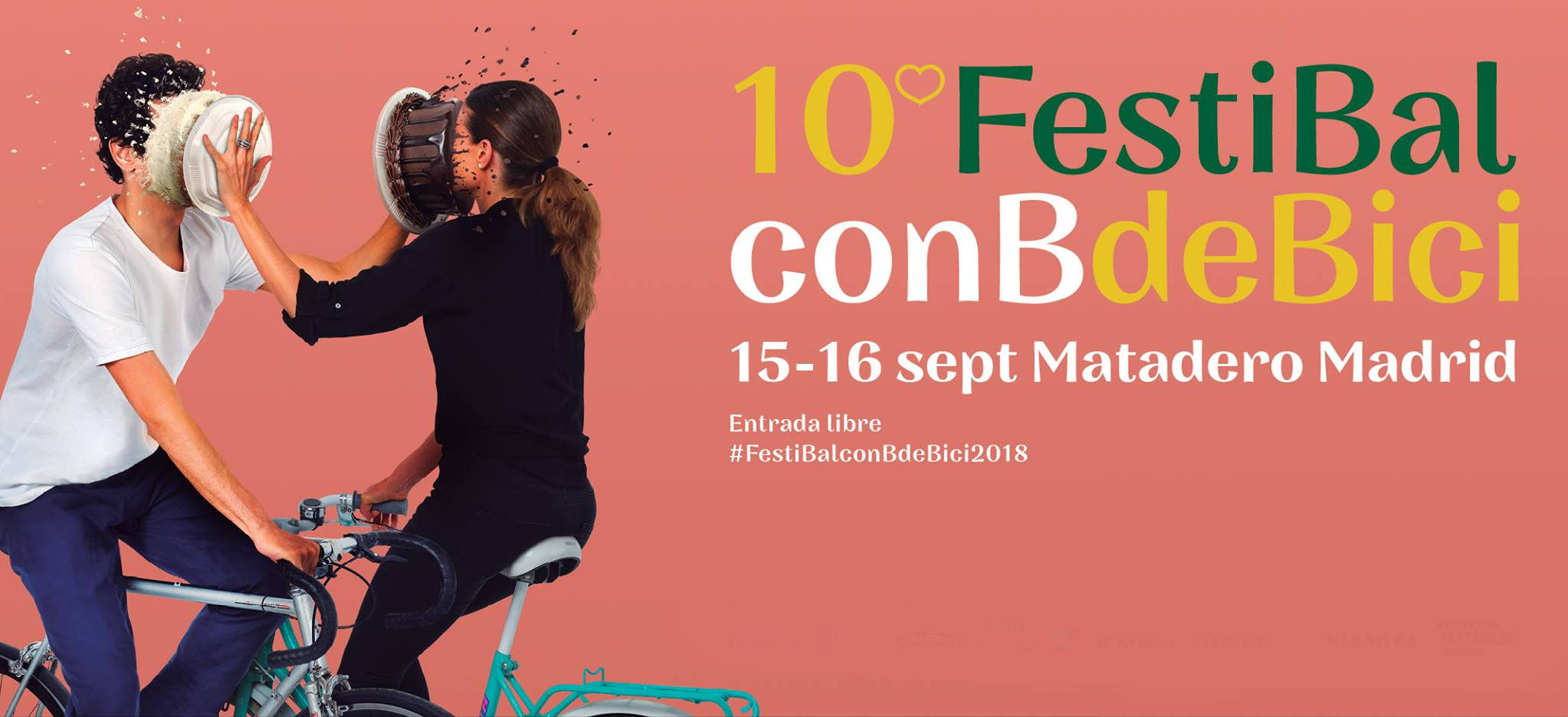 Festibal con B de Bici 2018 - 30 días en bici