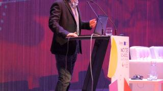 """Carlos Rodríguez MENCIÓN EQUILIBRIA 2017 buena práctica en el entorno de la vida saludable y activa en Gijón 2017 DE """"INCYDE SCHOOL Asturias: Cumbre Equilibria"""" - 30 días en bici"""