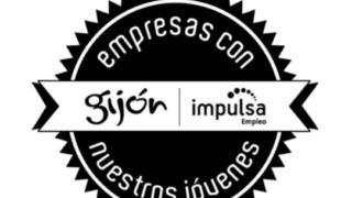 """sello """"Empresas comprometidas con nuestro jóvenes"""""""