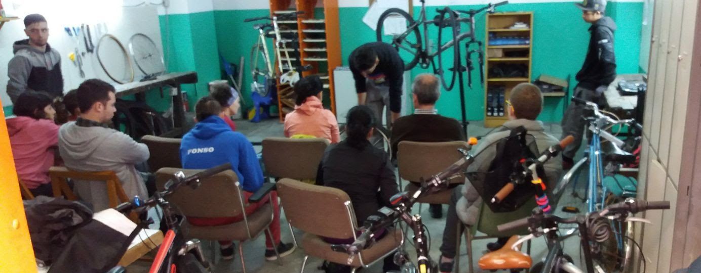 BiciLab - 30 Días en bici - Gijón