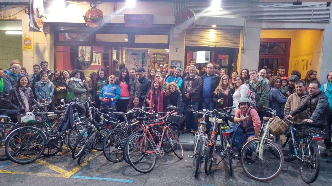 Bicictapeo sidra - 30 Días en bici - Gijón