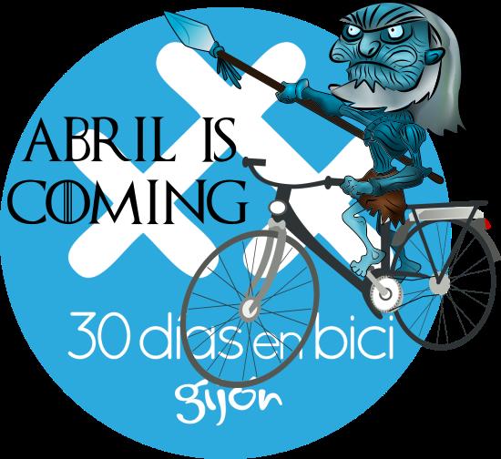 Juego de Cromos - 30 Días en bici Gijón