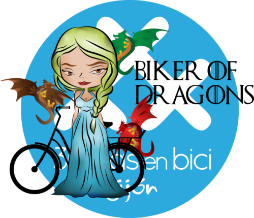 Juego de Cromos - 30 Días en bici - Gijón