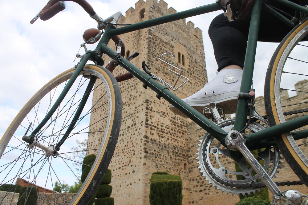 Castillo premio bolaños de calatrava 30 dias en bici
