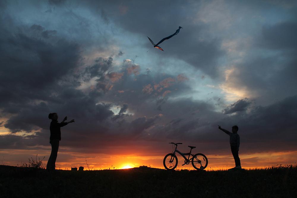 Donde el viento te lleve 30 dias en bici
