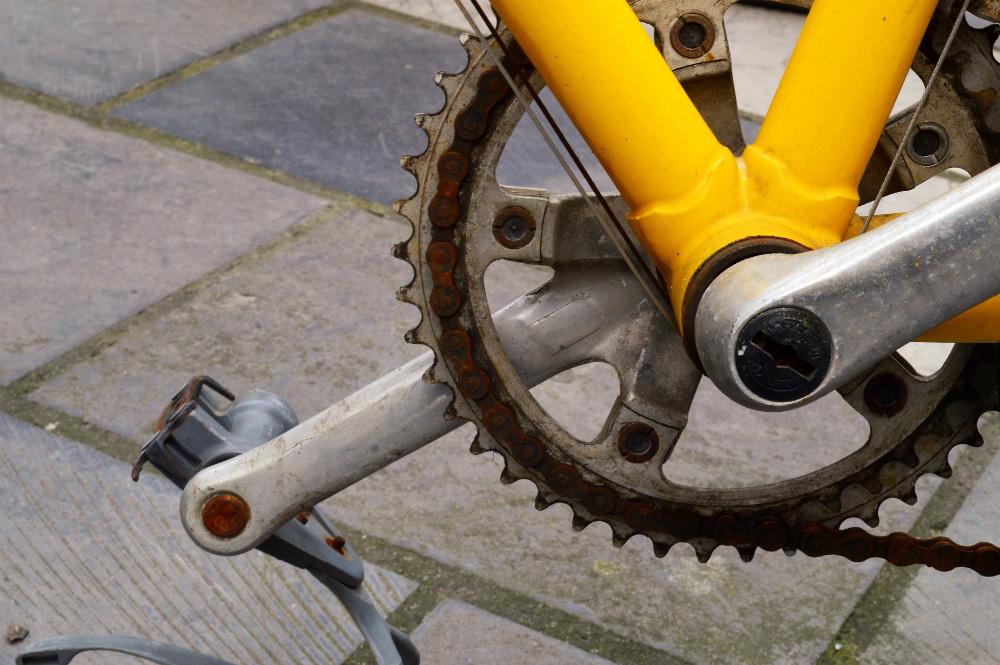 Kill Bill 30 dias en bici